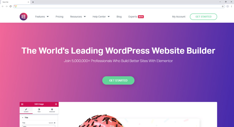 drag and drop wordpress page builders